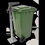 Wheelie Bin Superior Quality Securing Post